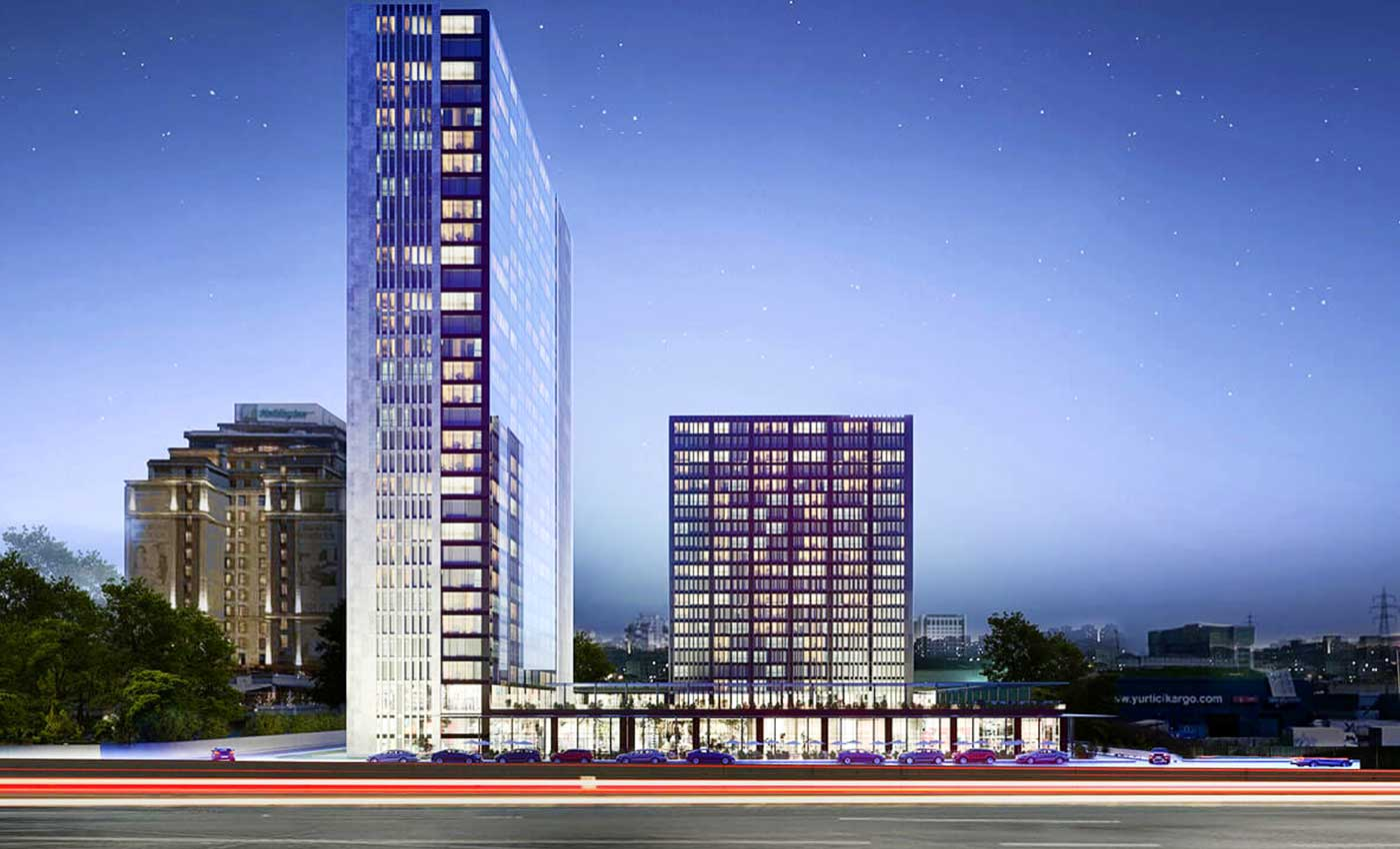 GREAT CHANCE TO INVEST WITH LUXURIOUS DESIGN IN ISTANBUL - RG-121