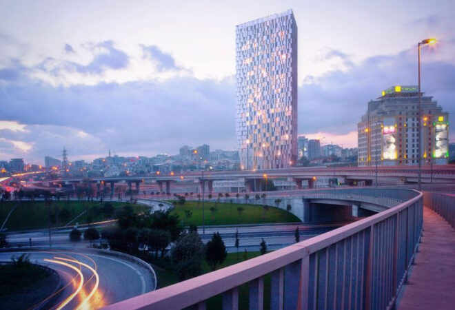 best investment with rotana guarantee in istanbul