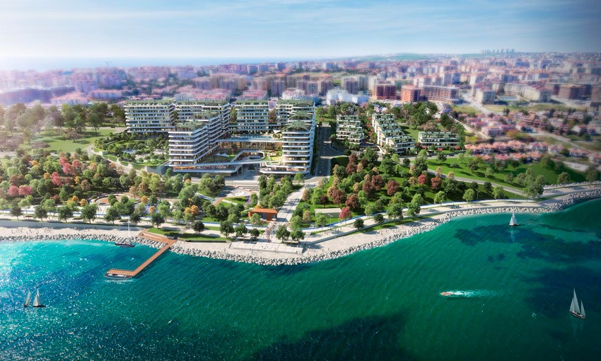 new concept of luxury with unique sea views in istanbul