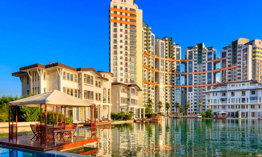 most luxurious residential project in bursa