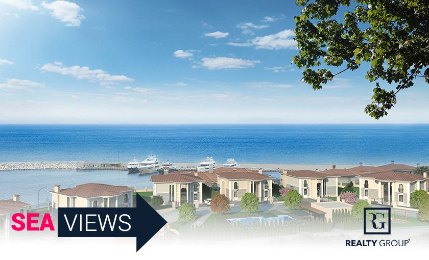 Sea view projects, Sea Views