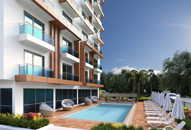 best price apartments in alanya