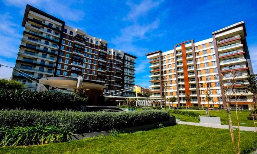 luxury flats suitable for families in istanbul
