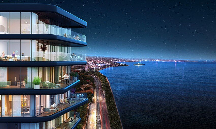 upscale project in the heart of istanbul