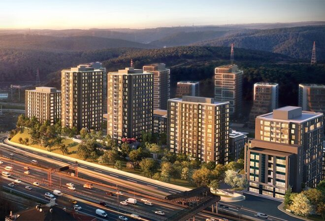 luxury project with guarantee of government in istanbul