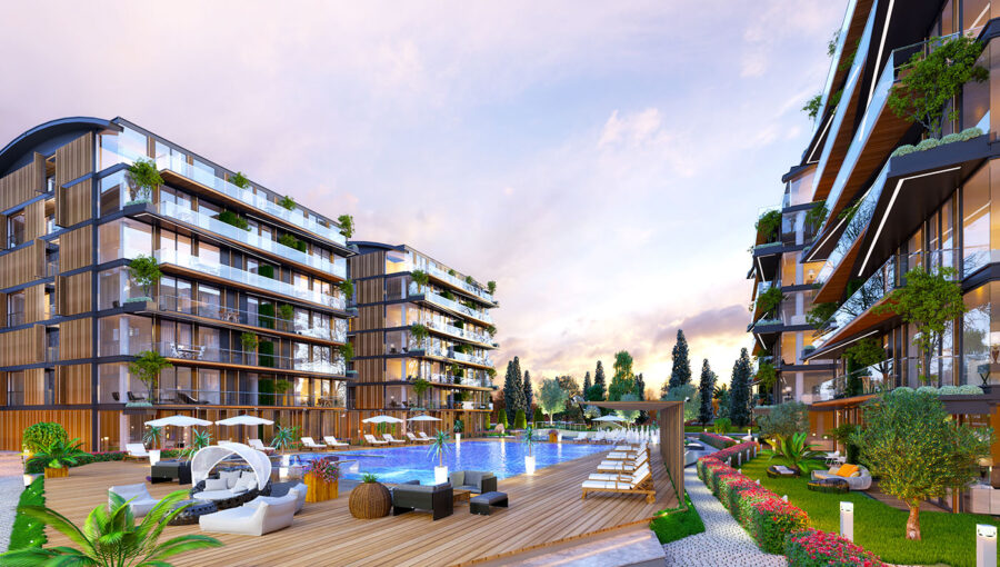 live the elite life in the charming antalya
