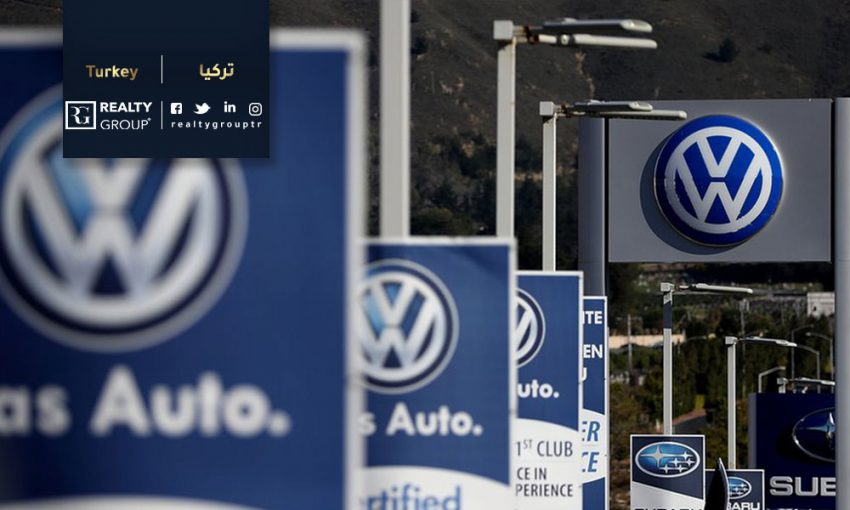 Volkswagen, The arrival of the Volkswagen Manisa factory, real estate prices will double