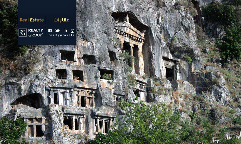 AMINTHAS ROCK TOMBS
