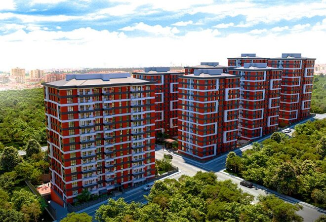 reasonable priced apartments in city center of istanbul