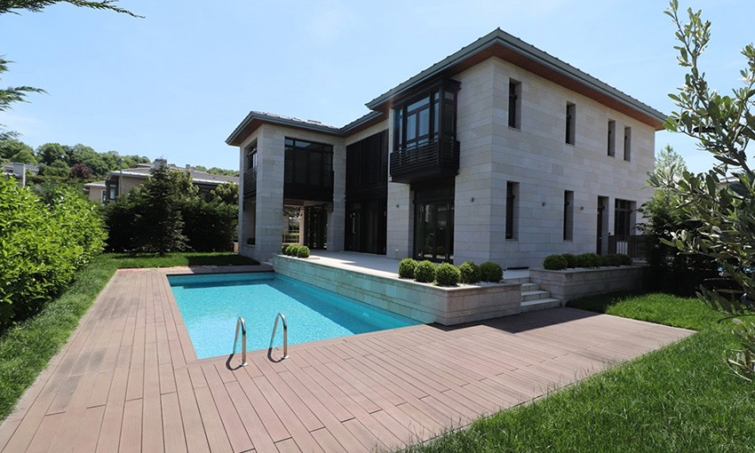 unique exclusive and private villas in sariyer