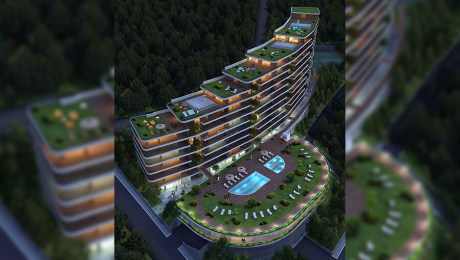 buy apartment in turkey izmir