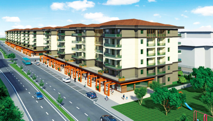 luxurious apartments for sale in osmangazi bursa