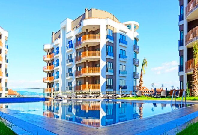 luxurious living apartments for sale in bursa
