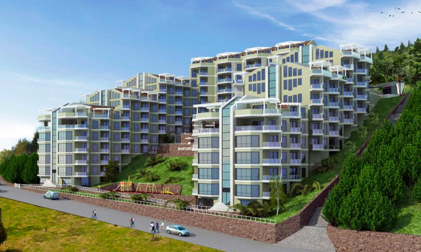 sea view apartments for sale in bursa turkey