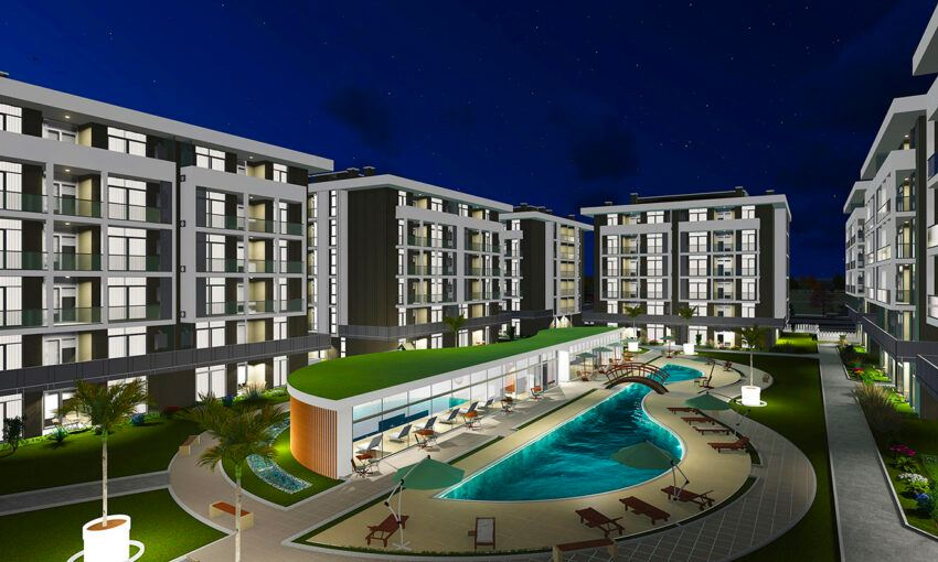 turkish apartments for sale in bursa