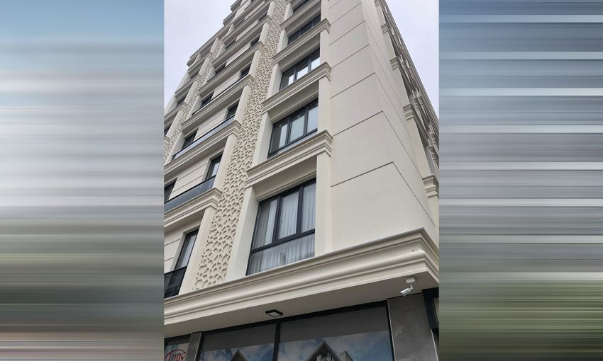 APARTMENTS FOR SALE IN ISTANBUL SEA VIEW, مشروع اطلالة البحر