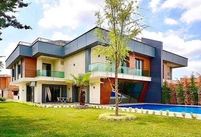 LUX VILLA FOR SALE ISTANBUL