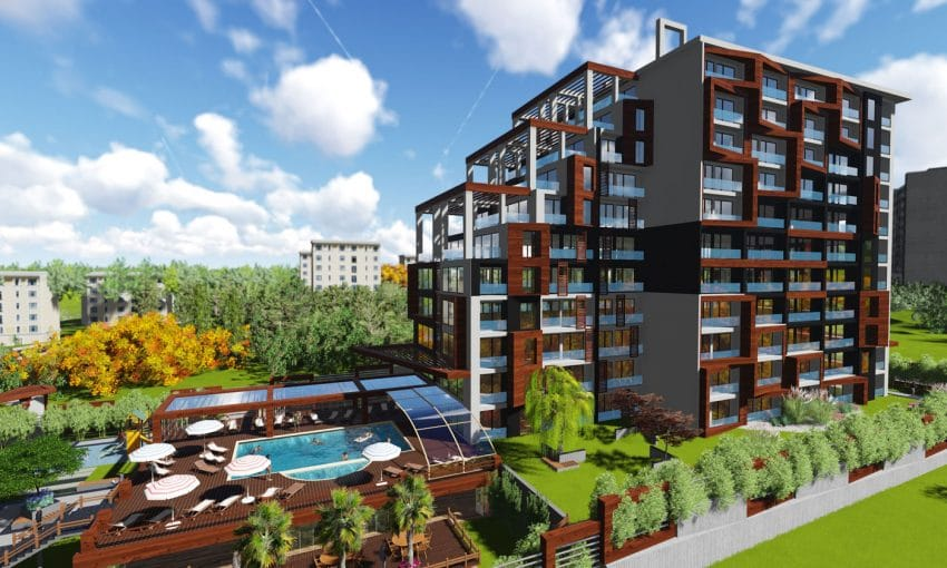 GUARANTEED APARTMENTS FOR SALE IN ISTANBUL, GUARANTEED APARTMENTS,