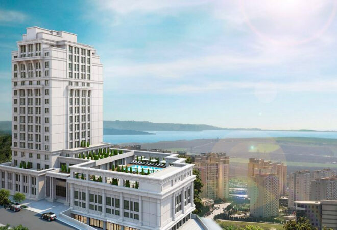 properties for living and investment in bahcesehir