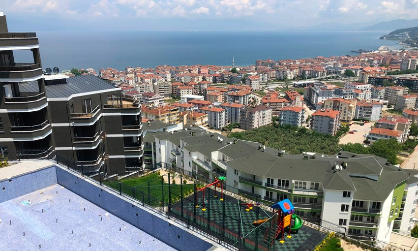 healthy project with thermal water in bursa
