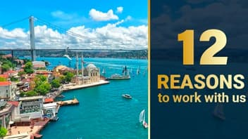 12 reason to work with us turkey