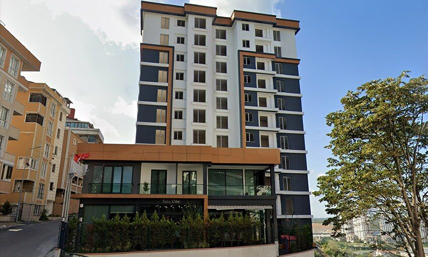 comfortable living in a dynamic region of istanbul