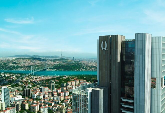 the most privileged project of sisli istanbul