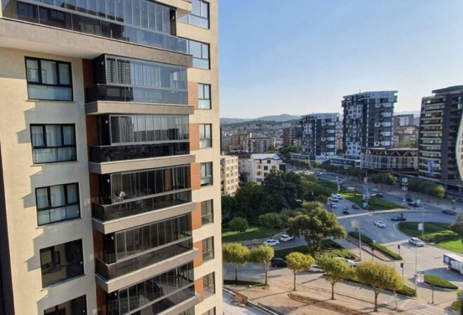 luxury apartments in nilufer area bursa city