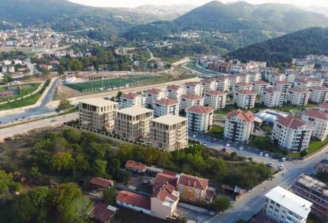 the most luxury residences for sale in bursa