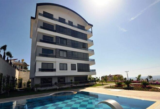 a grand project besides the sea in alanya kargicak