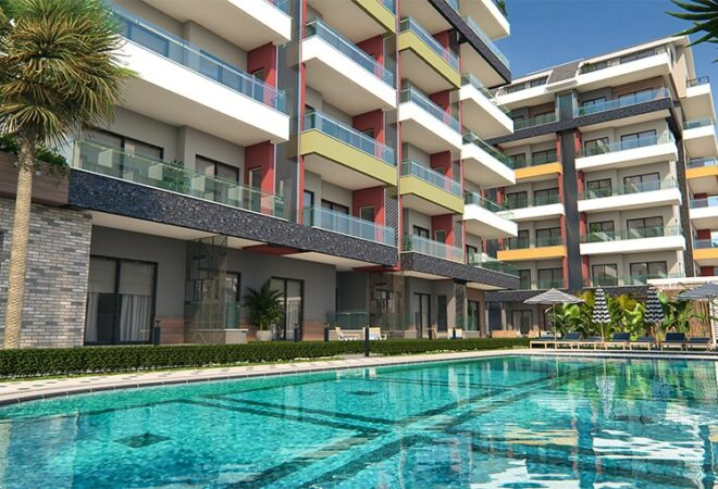 affordable priced apartments in alanya kargicak