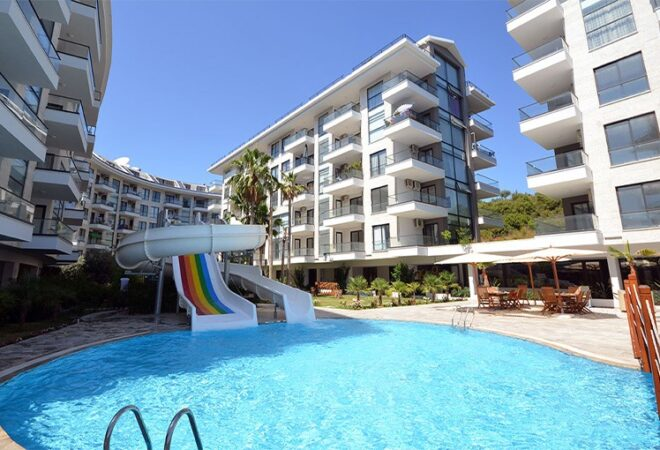 alanya sea view apartments with affordable prices