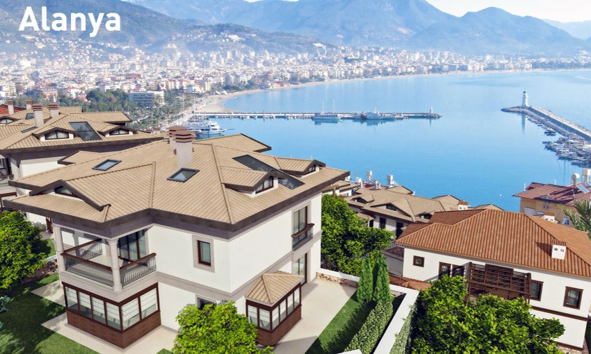 exclusive-sea-view-villas-in-alanya-kestel