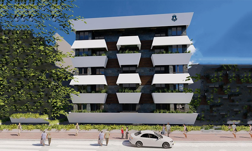 hotel concept apartments in the center of alanya