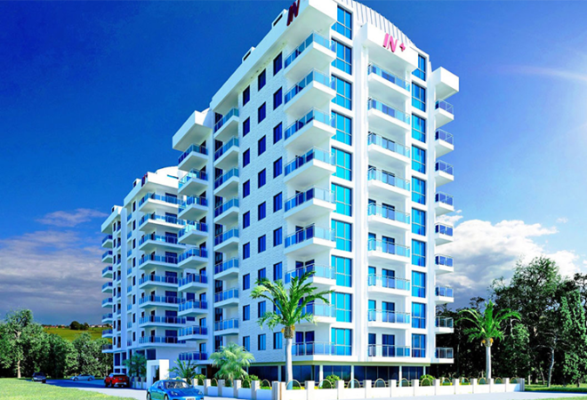investment apartments in alanya mahmutlar
