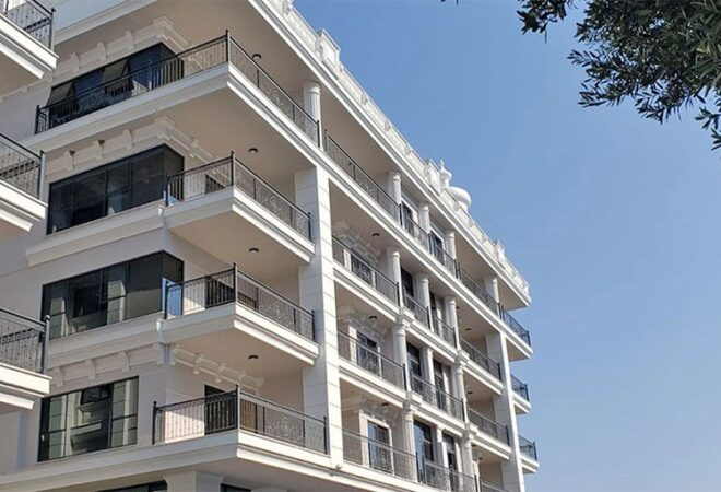 luxury new apartments for sale in kargicak alanya