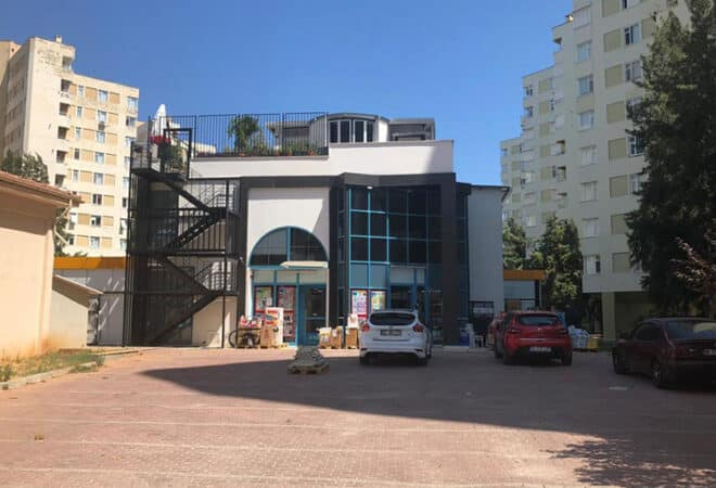 commercial shop for sale in konyaalti antalya