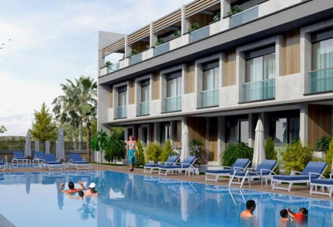 luxury apartments for sale by instalments in antalya