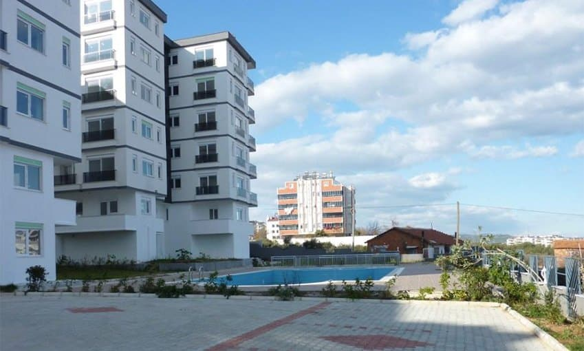 spacious apartments for sale in kepez antalya