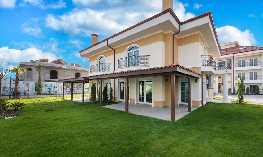 an approved villas project for turkish citizenship in antalya
