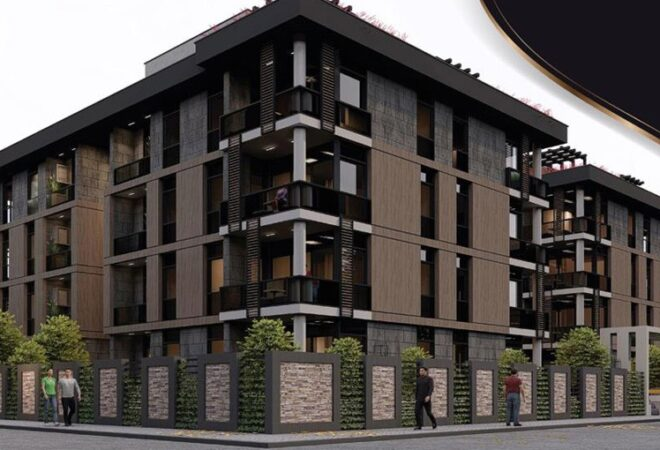 Deluxe residences suitable for investment in istanbul