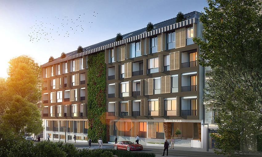 luxurious residences suitable for investment in istanbul