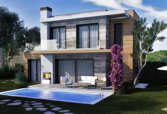 villas in bodrum for a life of tranquility
