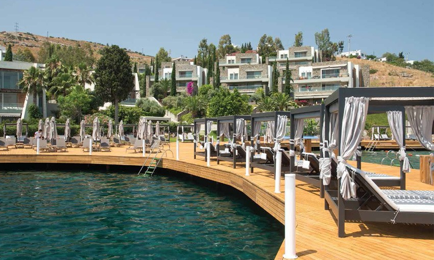 vip residences with hotel privileges in bodrum