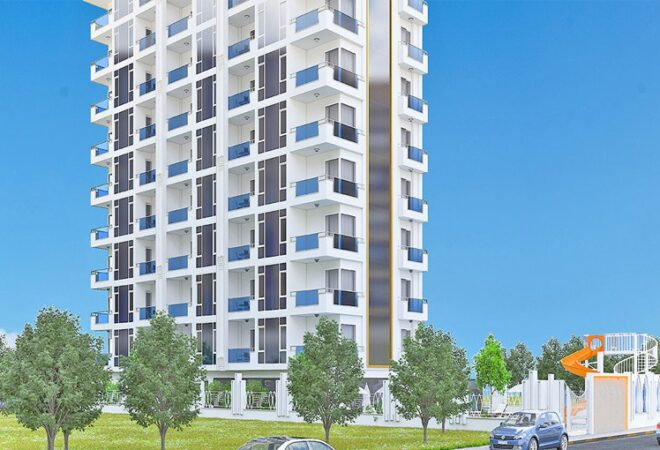 enjoy the spectacular sea view apartments in alanya