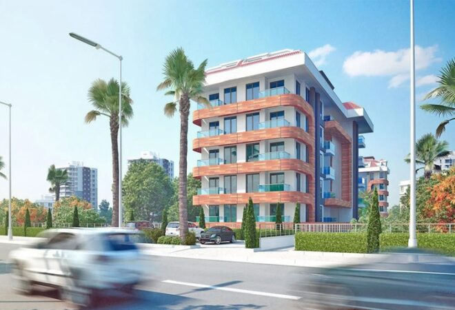 experience luxury life in seafront apartments