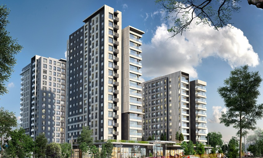 luxury complex in istanbul with quality facilities